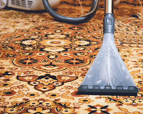 Oriental Rug Deep Cleaning