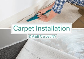 Carpet Installation - Fulton Ferry 11201