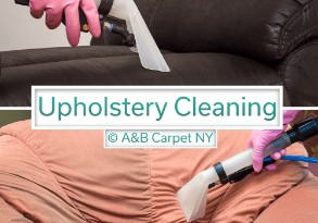 Upholstery Cleaning - Mill Island 11234
