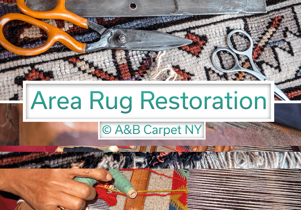 Rug Restoration - Fulton Ferry 11201